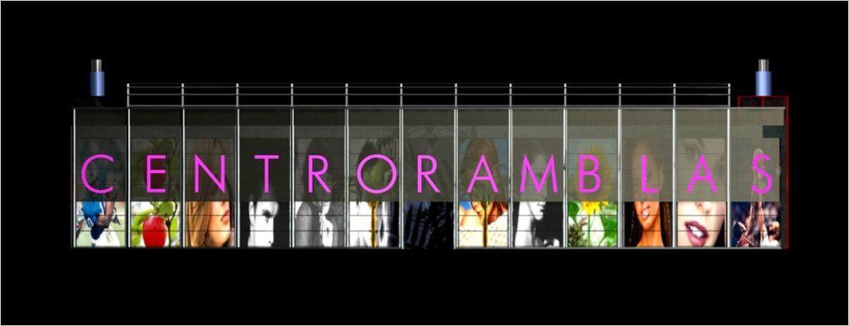 Proyecto de arquitectura. Centro Comercial Las Ramblas
