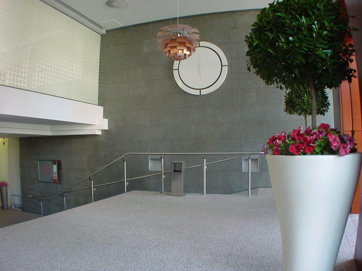 Proyecto de arquitectura. Hotel Fiesta