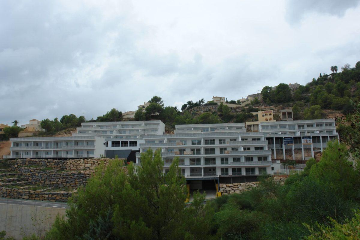 Viviendas Solmarina Altea Hills